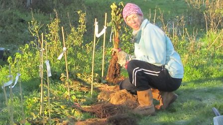 The Woodland Trust is helping smallholders with a scheme to plant more trees