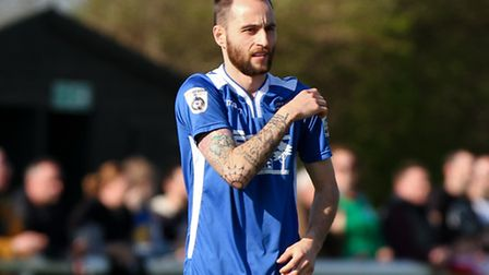 Chris Henderson has had to remain patient in order to get game time this season. Picture: TOM SMITH/
