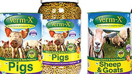Verm-X health products