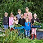 The Good Mud Growing Project is popular with kids