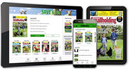 Welcome to the brand new Country Smallholding app!