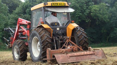 Sourcing suitable machinery can be a challenge, as there's no 'one size fits all' solution