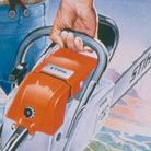 Stihl was at the forefront of creating chainsaws back in the 1920s