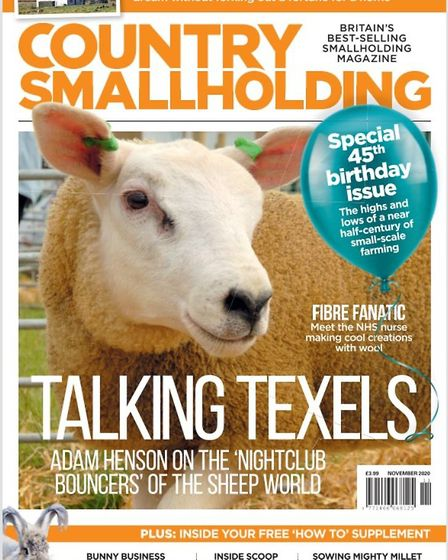 Country Smallholding's Xmas Giveaway!