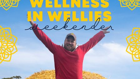 From 20-21 March, the Wellness in Wellies weekend will feature a range of fun and relaxing activitie