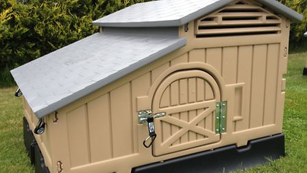 The Clever Coop - the prize in our latest competition