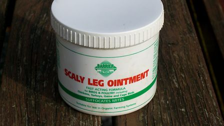 Barrier ointment