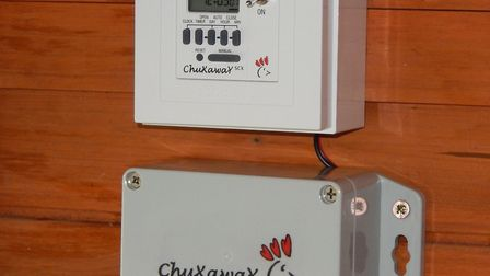 The Chuxaway control panel