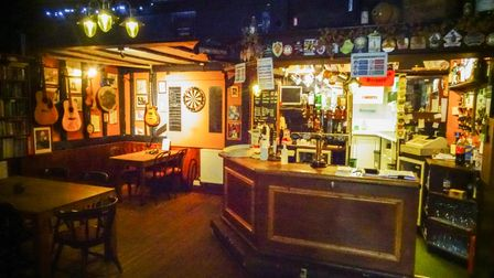 The King's Head in Bildeston, Suffolk,is up for sale with Fleurets for £310,000.