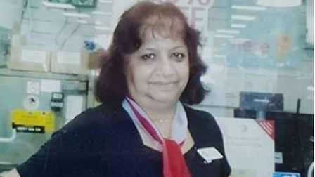 Chatteris postmaster Satish Karia has sold up following the death of his wife Ramila Karia.