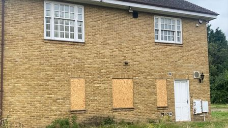 Since the passing of Patsy Brewin six years ago, the property in City Road has been subject to vandalism