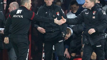 Norwich manager Alex Neil does not see any longer term damage from losing to Eddie Howe's Bournemout