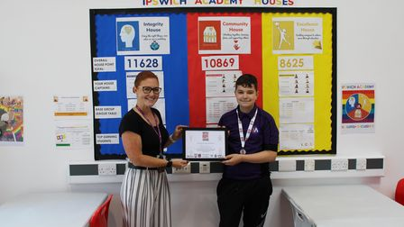 Ralf Knesis was named as one of the Respect and Kindness winners