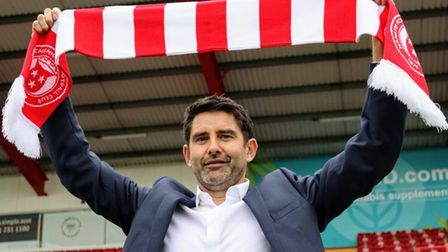 Former Ipswich Town assistant boss Stuart Taylor has been named head coach of Hamilton Academical