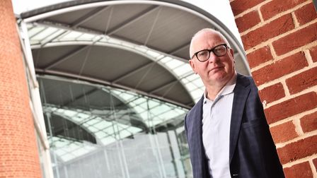 Nigel Cornwall, founder of Cornwall Energy and new business Pixie Energy. Picture :