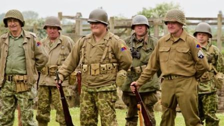 The weekend will include live music, 1940s displays, children's crafts, wartime vehicles and exciting re-enactments.