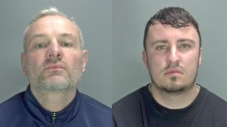 Dean Enifer andPeter McKenna were amongst those who were jailed in Norfolk this week.