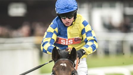 Racing at Fakenham is under threat tomorrow thanks to the wet weather. Picture: MATTHEW USHER