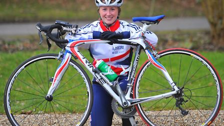 Victoria Williamson is recovering in hospital after a collision during a race in Rotterdam. Photo: S