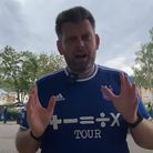 Ipswich Town fan Jon Watson gives his thoughts to the Gameday cameras