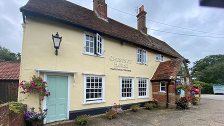 The Chestnut Horse in GreatFinborough has been shortlisted for Great British pub of the year