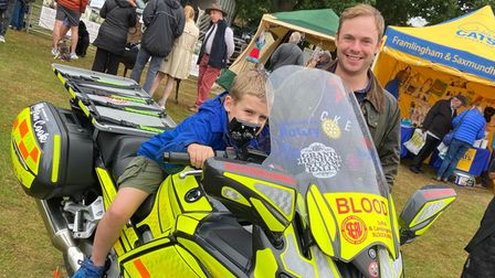 Families were able to enjoy a full day out at the festival that had so many things on offer