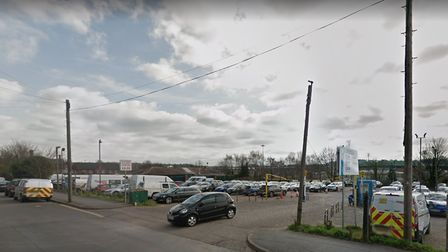 Lower Clarence Road car park could become an away fans bar