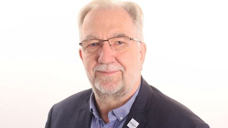 Jerry Glazier is the Essex representative for the National Education Union. Picture: JERRY GLAZIER