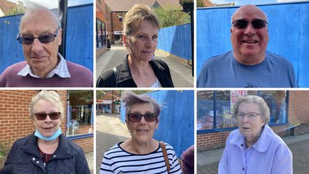 Dereham locals were asked what the best thing about the town is