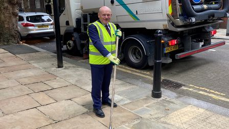 Tower Hamlets mayor sweeps clean in Shoreditch