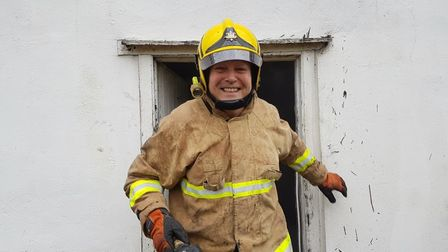 Sudbury Fire Station crew manager Steve Simmons has died following a short illness