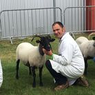 Dameon Layt, from Brundall, is thechairman of the Rare Breeds Survival Trust'sEast Anglia Support Group