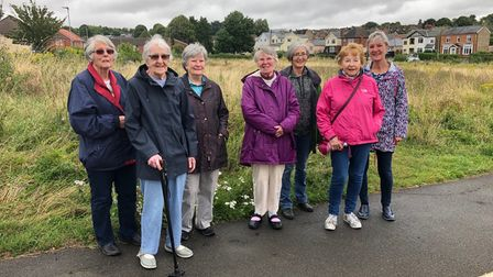 Kerry Butcher and her six neighbours in Sudbury are taking part in the25 for Active Suffolk challenge