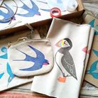 Stallholders at Bluebirds Hamdmade Market at Gorleston on August 29 will include Puffin Cove