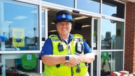 PCSO Emma Graves-Brown has hung up her uniform and declared State 11 for the final time.