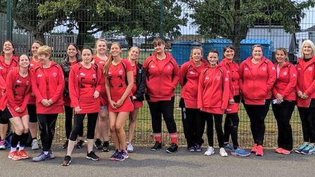 Members of Ely Netball Club have reunited on the courts after months of uncertainty during the Covid-19 pandemic.
