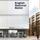 English National's City Island ballet rehearsal centred tops architects' list