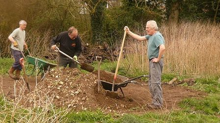 Great Massingham Biodiversity Project. PIcture: Mike Jackson