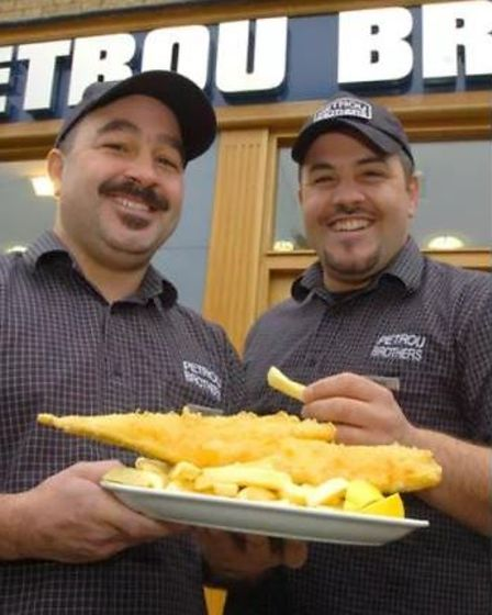 Petrou Brothers inChatteris is widely recognised as one of the best places for fish and chips in Cambridgeshire.