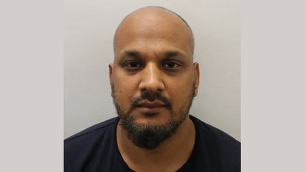 Kaysar Ahmed, 41-year-old from Poplar who was jaile last year for rape