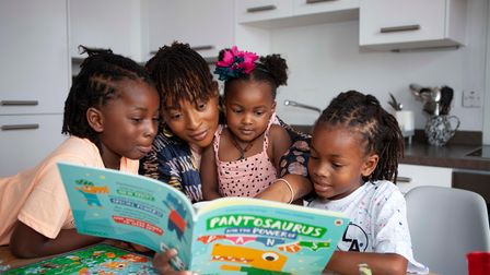 Pantosaurus and the Power of PANTS isthe NSPCC's first children's book.