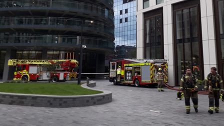 70 evacuations from tower block