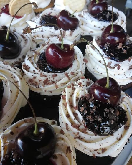 Tea Re'Treat have a range of cakes and bakes on offer at their newcafé in Attleborough