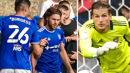 Andy Warren picks his winners and losers from Ipswich Town's 2-2 draw with AFC Wimbledon