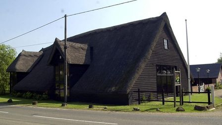 The Barn Brassiere in Great Tey, near Colchester, was another venue targeted by Rogers