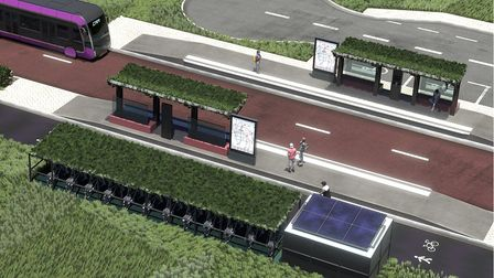 Eye-boggling 'conceptual design' drawn up for the now abandoned £2bn Cam Metro