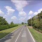 The A1101 at Burnt Fen has now reopened, Suffolk police said