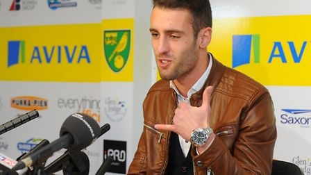 Norwich City's new signing Ivo Pinto could prove to be value for money. Photo : Steve Adams