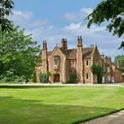 The Woodlands, Holbrook, is for sale with Savills for £2.75million.