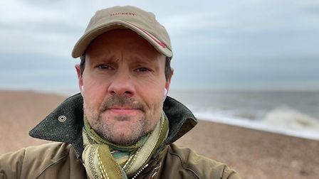 James Mallinder, Conservative cabinet member for the environment at East Suffolk Council